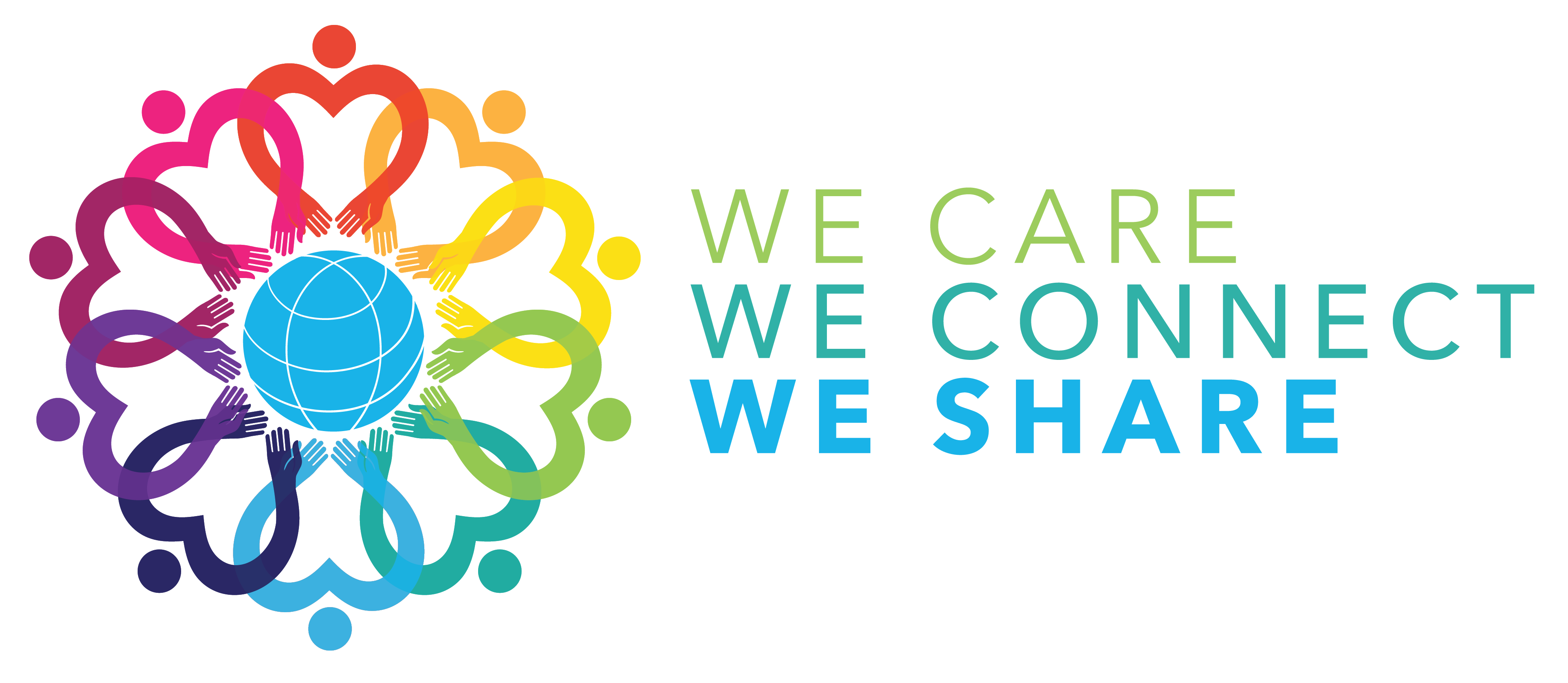 We Care, We Connect, We Share